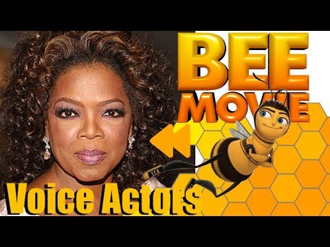 cast of the bee movie