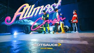 ALLMO$T - Crush (Official Music Video) Dir. by Vince Greg