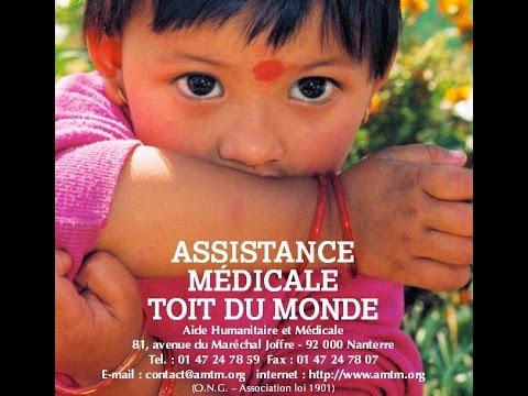 Vidéo Spot Bénévole pour le Népal amtm.org - Voix Off: Marilyn HERAUD