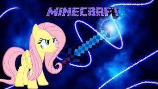 Fluttershy Plays Minecraft