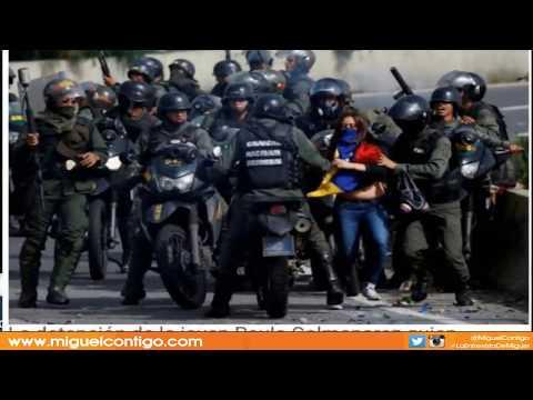 De facto Maduro y Jenny... #LaEntrevistaDeMiguel del #11Agosto