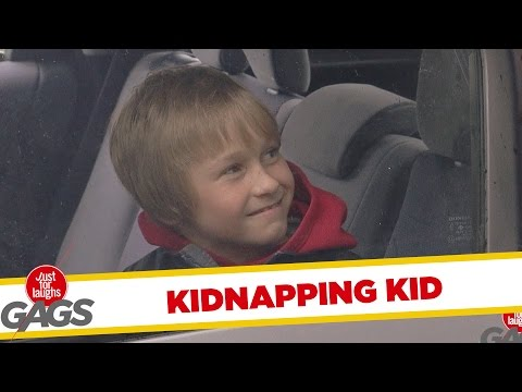 Kidnapping Kid Prank