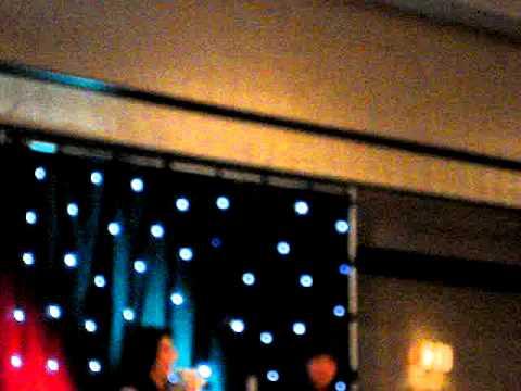 Con1  Gina Bellman & Christian Kane
