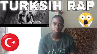 FIRST REACTION TO TURKISH RAP \\ Canbay & Wolker - Fersah Resimi