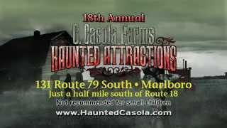C Casola Farms Haunted Attractions!