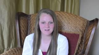 Girls in Technology 2014 Scholarship Video