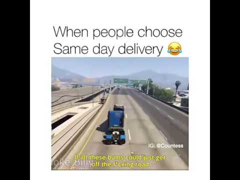 When people choose same-day delivery