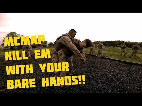 How Useful is Marine Corps Martial Arts|Vlog#19