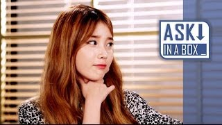 ASK IN A BOX :UNRELEASED CLIP(미공개 영상)_Lee Min Ho(이민호)&IU(아이유)&4 Other Artist(외 4 팀)[ENG/CHN/JPN SUB]