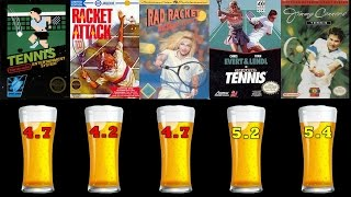 DBPG: NES Tennis Games - PODCAST #46
