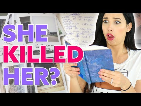 I Stole A STRANGER'S DIARY - She Was A MURDERER! | Mar