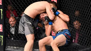 Best Finishes on UFC FIGHT PASS in July