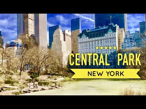 Central Park New York Walking Tour 2017 by HourPhilippines.com