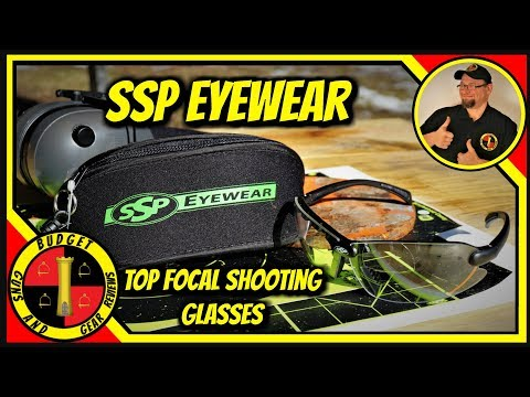 d3b5642b85f4 SSP Eyewear Top Focal Shooting Glasses Review - Gear Report