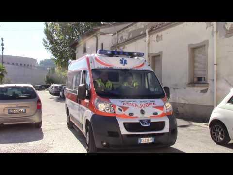 100 - Misericordia San Miniato Basso in sirena