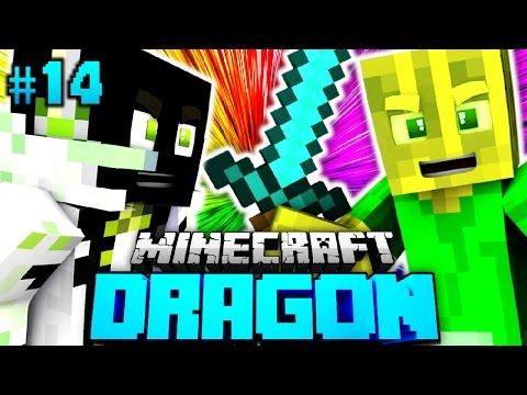 KRIEG gegen ARAZHUL?! - Minecraft Dragon #14 [Deutsch/HD]