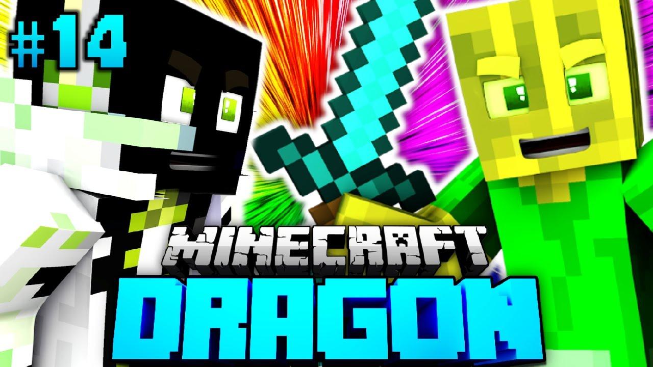 krieg gegen arazhul  minecraft dragon 14 deutschhd