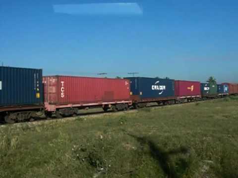 Cuba train