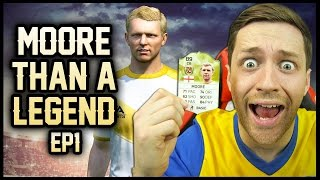 MOORE THAN A LEGEND #1 - Fifa 16 Ultimate Team