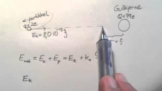 Mekanisk energi i elektrisk felt