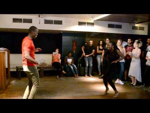 Oncle Kani & black Cherry : Ping Pong (Semba)