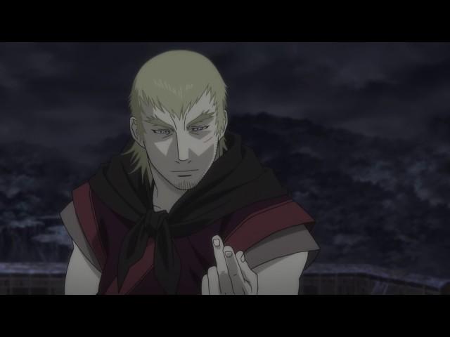 Sword Of The Stranger - Final battle