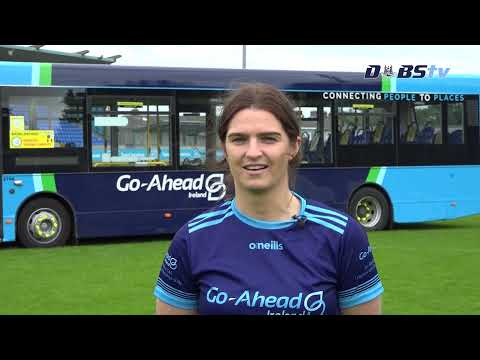 Niamh Collins speaks to DubsTV at Go-Ahead Dublin Adult Leagues & Championships launch