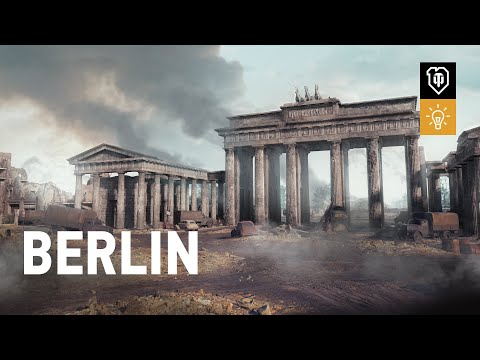 Explore Historic Berlin in World of Tanks!