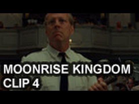 Moonrise Kingdom - Una fuga d'amore - Clip 4