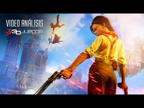 BioShock Infinite - Vídeo Análisis 3DJuegos