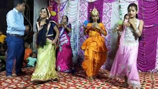 Makhan dungi re sawariya   Krishan Bhajan   Dance Performance By :- Annu and Team