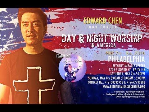 Edward Chen Day & Night Worship
