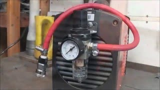 CT416 Setup and Review of Tig Welder / Plasma Cutter