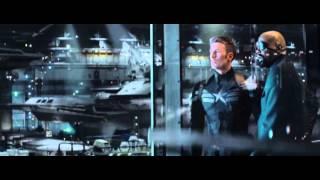 Первый мститель: Другая война - Русский трейлер | Сэмюэл Л. Джексон | 2014 HD