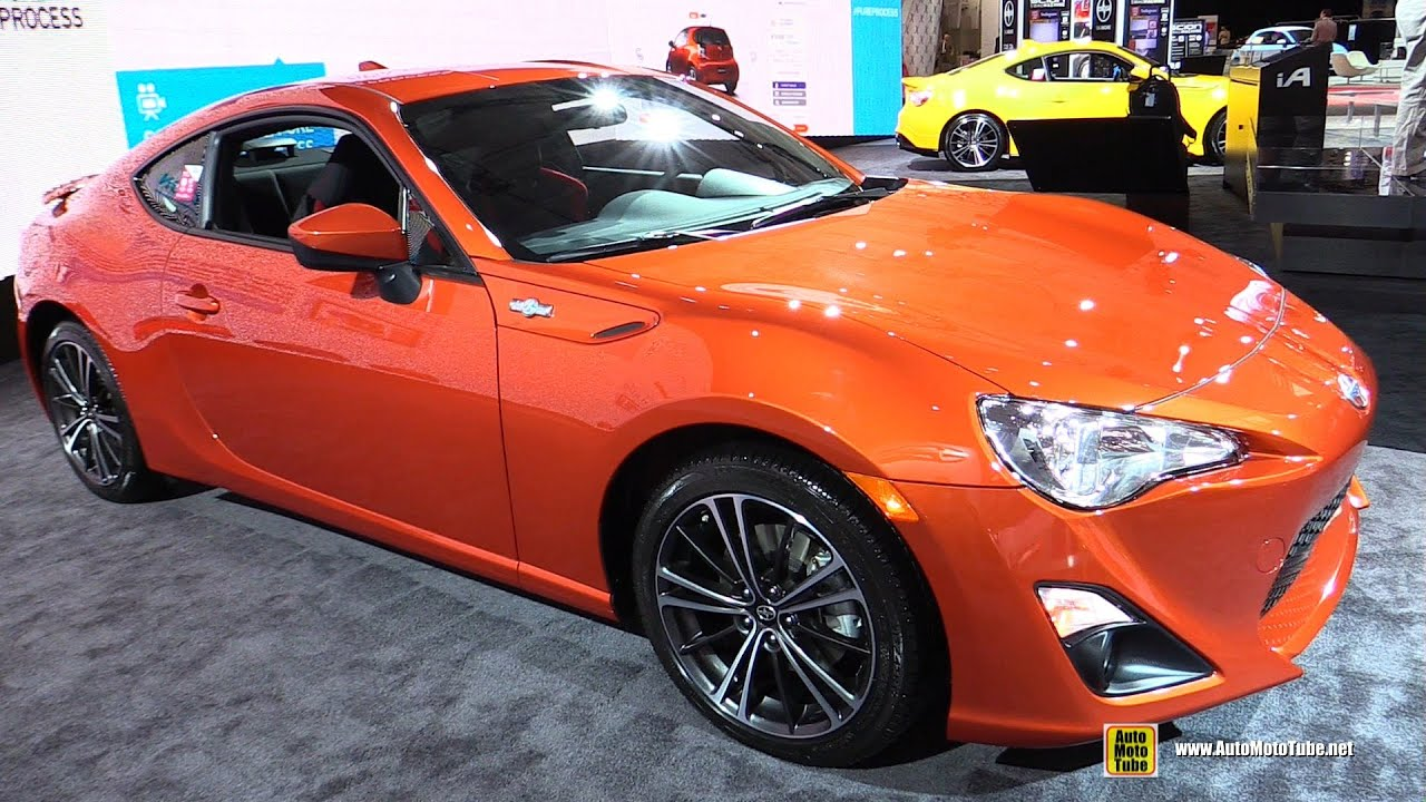 2015 scion fr s exterior and interior walkaround 2015 new york auto show youtube. Black Bedroom Furniture Sets. Home Design Ideas