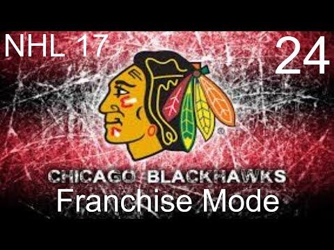 NHL 17 Franchise Mode: Chicago Blackhawks S4 Episode 24 // New Offseason! (XBone)