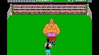 Punch-Out!! - VS king hippo... - User video