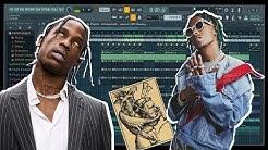 "Making of ""DEMON"" by Travis Scott and Rich the Kid  (Fl Studio)"