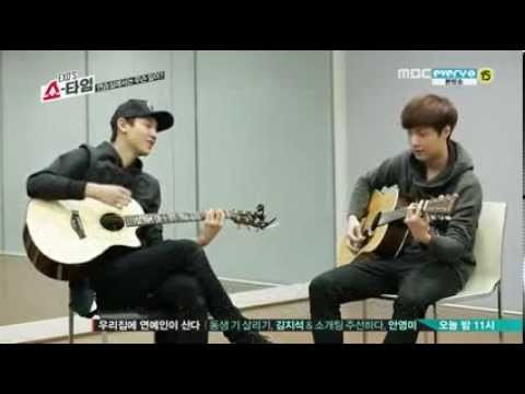 EXO's Showtime OST by Lay ft. Chanyeol
