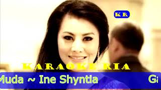 Download Lagu Gaun Merah Muda ~ Ine Shyntia (Dangdut Karaoke) mp3