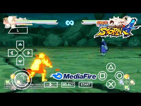 download-naruto-shippuden-ultimate-ninja-storm-4-ppsspp-android