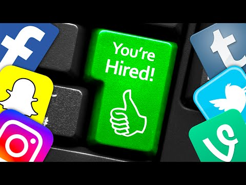 How to Use Your Social Media to Get a Job!