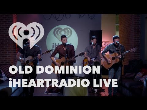 Old Dominion - Break Up With Him (Acoustic) | iHeartRadio Live