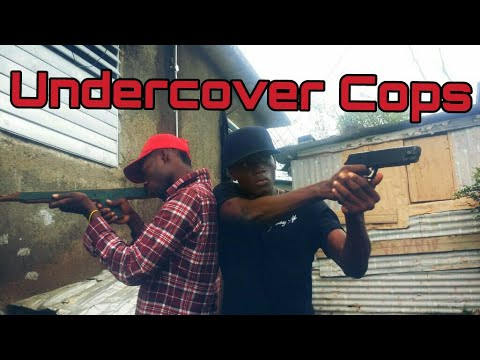 Undercover Cops [ Fry Irish Comedy ]
