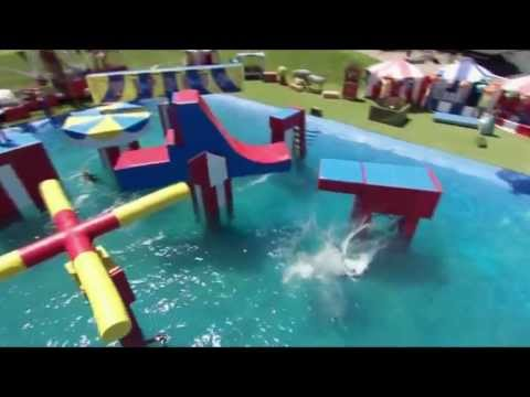 Wipeout Season 5 Best Moments - YouTube  Wipeout