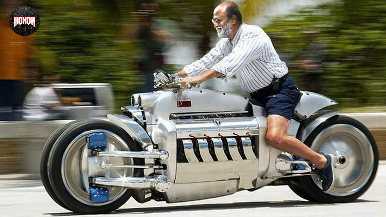 10 South Indian Actors Most Expensive Bike