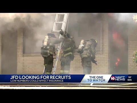 JFD hiring firefighters