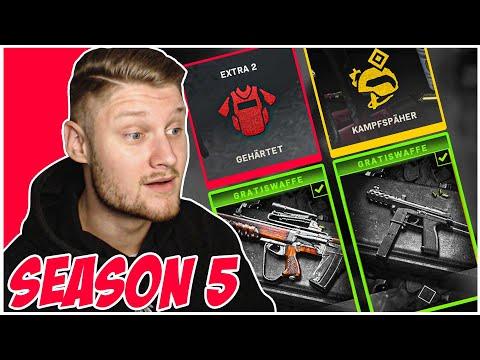 WARZONE SEASON 5 IST ENDLICH DA! (Neue Waffen, Neue Extras und mehr!)