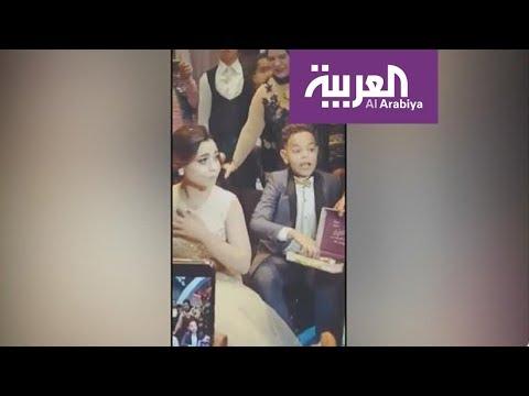 تفاعلكم: مشاهد صادمة من احتفال طفلين بزواجهما  - نشر قبل 2 ساعة