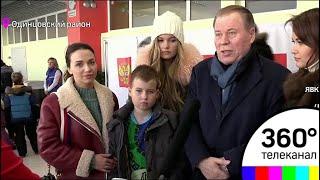 Адвокат Кучерена проголосовал в Лесном городке Одинцовского района